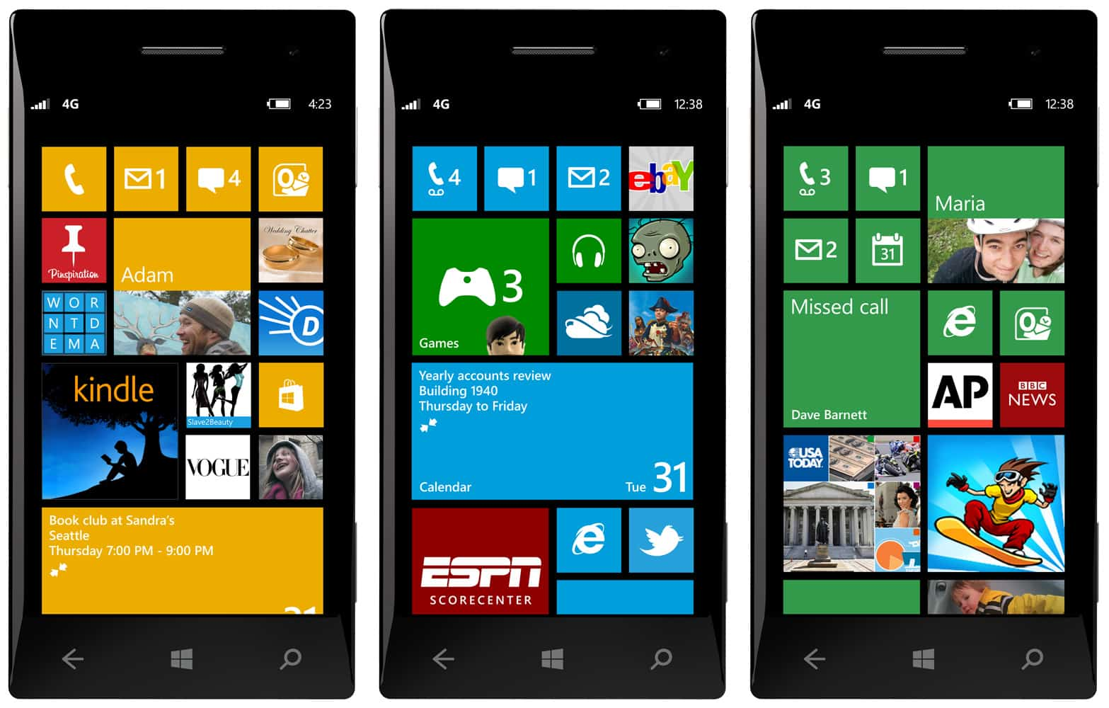 Windows Phone Nedir ?