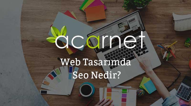 web-tasarımda-seo-nedir