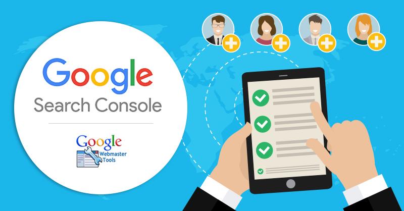 Google Search Consele