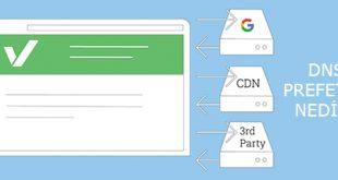 DNS Prefetch Nedir Nasıl Kullanılır?