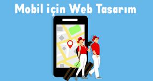 Mobil İçin Web Tasarım