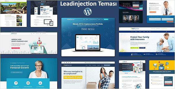 Leadinjection Teması