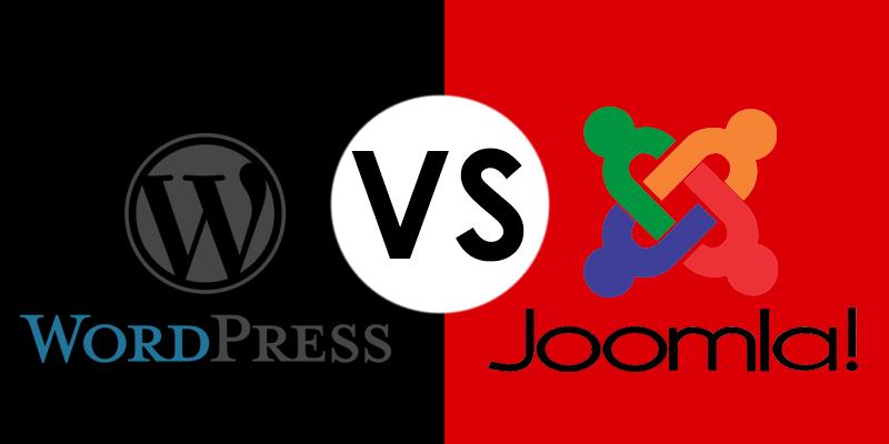 Wordpress ve Joomla